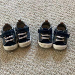 See Kai Run Stevie Walker shoes size 4